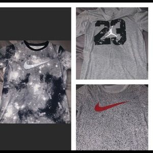 Nike and Jordan shirts. SALE!
